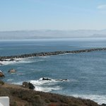 View from the Port San Luis Lighthouse