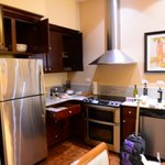 Kitchen refrig., stove, Microwave, Dishwasher