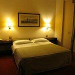 ベスト ウエスタン ホテル サン ジェルマーノ・・・寝室
