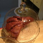 Glitter Choco Cake!