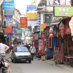 Thamel Market near from Hotel