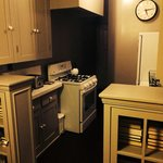 Room 310: Comes with full kitchen.