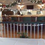 Bar in rec area