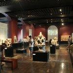 Una sala della collezione di scultura