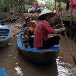 On the sampan