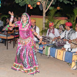 Rajasthani dance and music