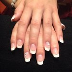 Gel French Extension