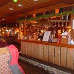 Pirtti Bar & Restaurant in Tunturi