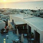 Aegean View Hotel  Kamari Sandorini