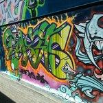 Cool alleyway