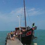 Tour nach Koh Panghan - Chantara