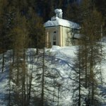 la cappellina Salus Infirmorum (Notre Dame de la Guerison)