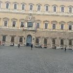 Photo of Fontane di Piazza Farnese taken with TripAdvisor City Guides