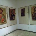 Byzantine Museum Foto