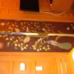 Spa Suite - door leading to massage parlor