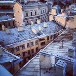 Крыши Питер