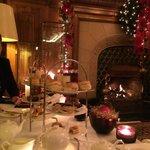 High Noon Tea, Hotel Vier Jahreszeiten