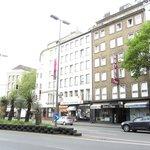 Centrum Hotel Plaza Dusseldorf
