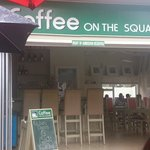 Coffee on the square
