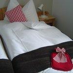 wunderbares Bett