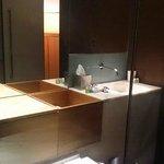 Master bath (Terrace Suite)