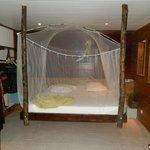 le lit suspendu
