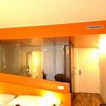 寬敞又舒服的房間