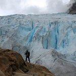 Svartisen glacier.  Photo: Silje Lindberg