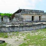 Various ruins