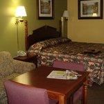 King Room at Angel Inn, Brancon
