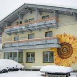 Building Winter / Gebäude Winter
