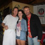 Tom, Marta and Jack