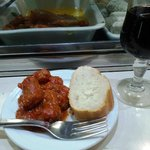 Sausages and Rioja