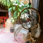 Follow your dreams! A lot of dream catchers in Babel :)