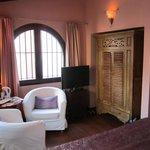 Room 29 sitting area