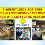 2 lunch free