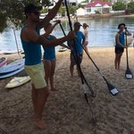 Noosa Stand Up Paddle Foto