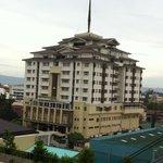 View from Gaisano Mall