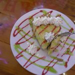 key lime pie ottima!