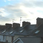 City Rooftops from Derry City Wall