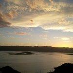 A Knysna sunset