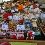 les petits légumes du bout du monde