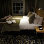 Deluxe Zimmer im Apex Temple Court Hotel