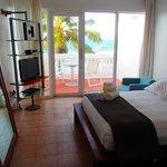 """""""Upper Ocean View"""" room"""
