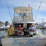 Great times and so many fish on Blue Sky Cabo!