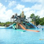 Parc aquatique Sirenis Aquagames