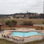 Pool Kerrville Texas  Holiday Inn