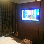 Nice big TV in the rooms
