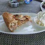 dutch apple pie $8
