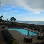 Pool and the Beach